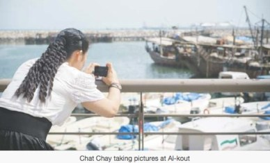 Domestic workers learn to shoot - Kuwait Times   Kuwait Times