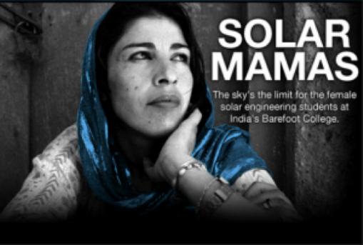 solar mamas